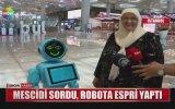 Robottan Duacı Olan Teyze