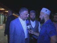 Sedat Peker ile TV Muhabiri Buluşması