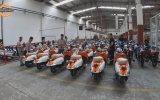 Türkiye'de Motosiklet Nasıl Üretiliyor
