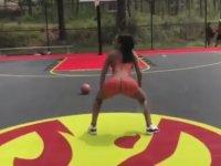 Twerk Yapan Basketbol Topları