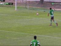 Topa Değmeden Gol Atan Takım