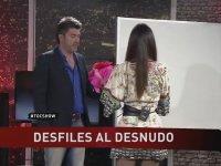 Arjantin Devlet Televizyonunda Dövme Yapmak