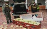 Cenaze Aracındaki Tabuttan 300 Kilogram Esrar Çıkması