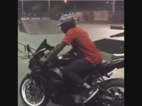 Motosiklet Deneyimi Başlamadan Biten Adam