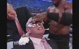 Trump WWE Macerası