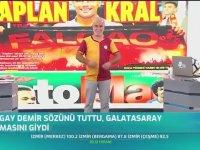 Turgay Demir'in Galatasaray Forması Giymesi