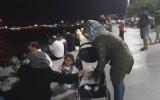Bakırköy Sahil Gece Gezmesi
