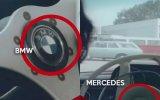 BMW Marka Arabanın Mercedes'e Dönüşmesi  Yeşilçam Film Hataları