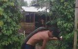 Kobra Yılanını Elle Yakalamak