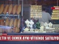 Kuyumcuda Ekmek Satan Esnaf