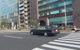 Taktığı Egzozla Eski Mercedes'ini Yarış Aracına Çeviren Elemanlar
