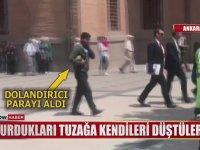 Telefon Dolandırıcılarını Polise Yakalatan Adam - Ankara