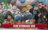 1500 Oyuncaktan Fazlasına Sahip Olmak Nostalji İçerir