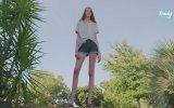 Dünyanın En Uzun Bacaklarına Sahip Kızı