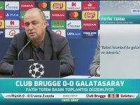 Fatih Terim'in Fenerbahçe'ye Göndermesi