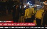 Trafik Polislerinin Sarhoş Gençlerle İmtihanı