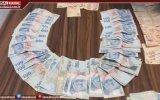 Üzerinden 16 Bin Lira Çıkan Dilenci