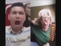 Webcam'de Birbirlerine Saydıran Dilsizler