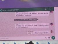 Dünya Liderlerinin WhatsApp Grubu Konuşmaları