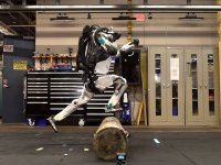 Dünyanın En Dinamik İnsansı Robotu