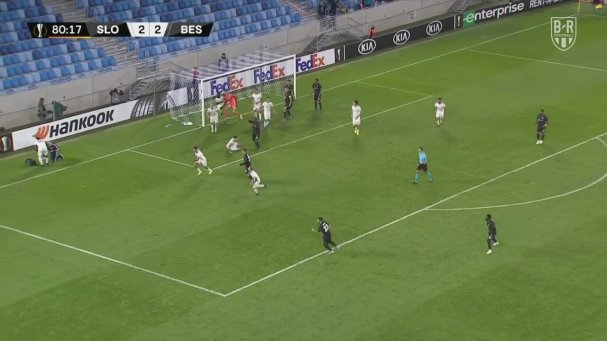 Slovan Bratislava 4-2 Beşiktaş (Avrupa Ligi Maç Özeti 19 Eylül Perşembe)