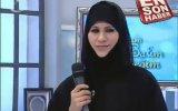 Çarşaflı Rapçi Habibe'den Savaş Karşıtı Şarkı