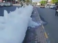 Süs Havuzuna Şampuan Dökmek - Hatay