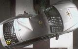 Audi A7 Kaza Testi