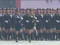 Çin Ordusunun Yine Şov Yaptığı 70. Yıl Kutlamaları