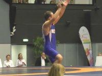 Şampiyonluk Sonrası Enes Uslu'dan Kafkas Dansı