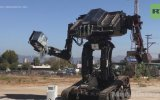 Son Araba Bükücü Robot