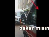 Ters Yola Giren Ambulans Şoförü