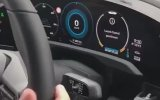 0'dan 100'e 3.5 Saniyede Çıkan Elektrikli Porsche Taycan