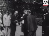 A.b.d. Başkan Yardımcısı Johnson - Türkiye Ziyareti (1962)