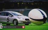 Arabalarla Amerikan Futbolu Oynamak