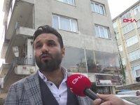 Avcılar'da 26 Yıldır Eğik Duran Bina Mühürlendi