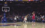 Ben Simmons'un NBA Kariyerinin İlk Üçlüğünü Atması