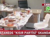 Kahramanmaraş Şehir Hastanesinde Kısır Partisi