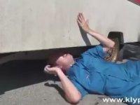 Karavan Tuvaletinin Mağduru Olan Tamirci