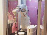 Pamuk Şekeri Yapan Robot