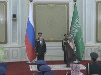 Rus Milli Marşını Rezil Eden Suudi Arabistan Ordusu Orkestrası