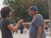Taksim Delisi Cenk'le Yeni Bir Röportaj
