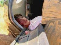 Zengin Piçi Kerem'le Zengin Orospusu Buket'in Kaza Yapması - Arka Sıradakiler
