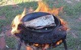 10 Bin Kibrit ile Balık Pişirmek