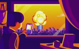 Nükleer Bombanın Bir Şehir Üzerindeki Etkisi