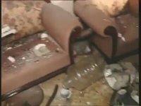 Sıcağı Sıcağına Evde Patlayan Bomba