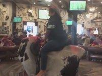 Tombul Ablanın Başlamadan Biten Rodeo Macerası