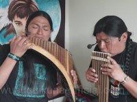 Kızılderili Enstrumanları ile The Sound of Silence