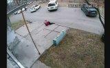 Rusya'daki Kaza ile Cinayet Arası Araçla Ezme
