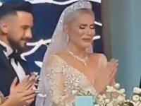 Selin Ciğerci'nin Nikahında Gözyaşlarına Boğulması